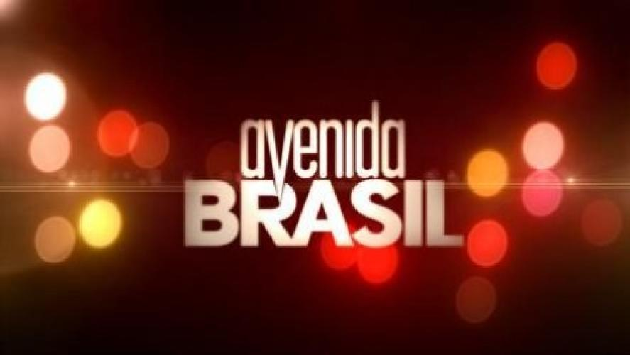 Avenida Brasil next episode air date poster