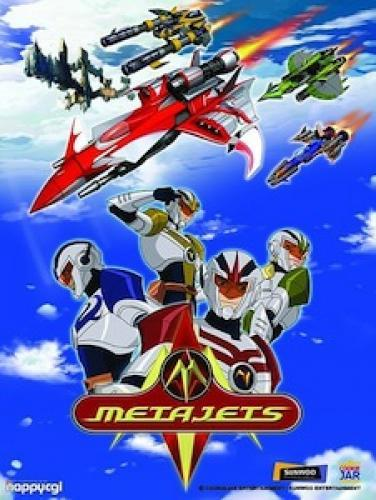 MetaJets next episode air date poster