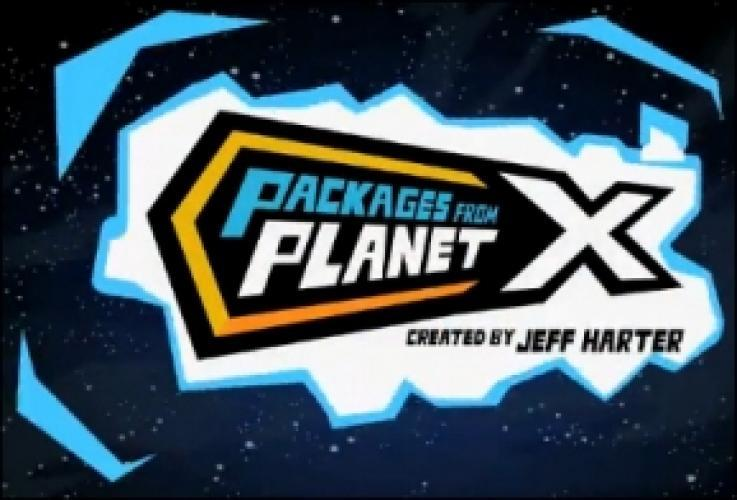Packages from Planet X next episode air date poster