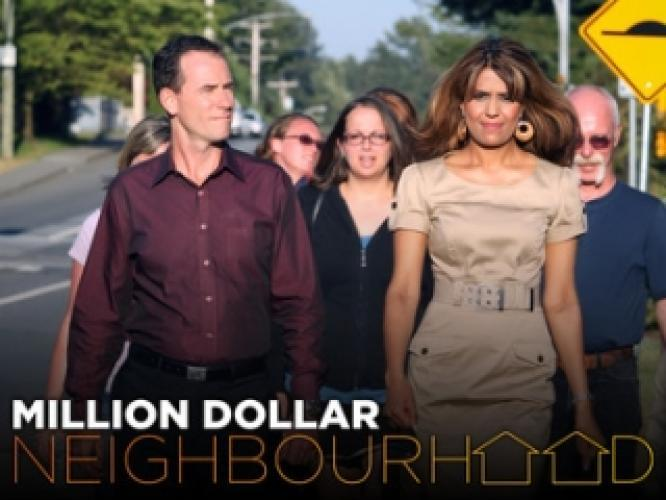 Million Dollar Neighbourhood next episode air date poster
