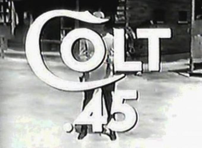Colt .45 next episode air date poster