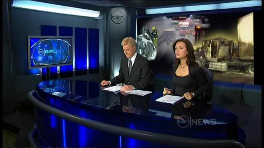 Ten News at Five (Melbourne) next episode air date poster
