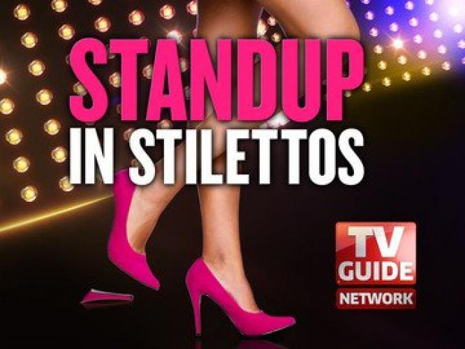 StandUp in Stilettos next episode air date poster