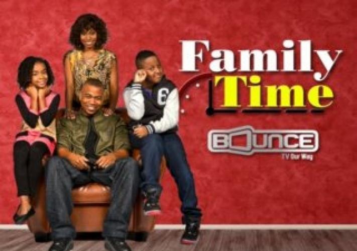 Family Time next episode air date poster
