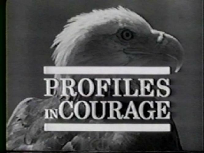 Profiles in Courage next episode air date poster