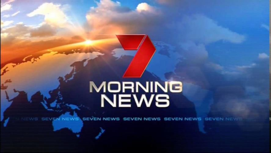 Seven Morning News next episode air date poster