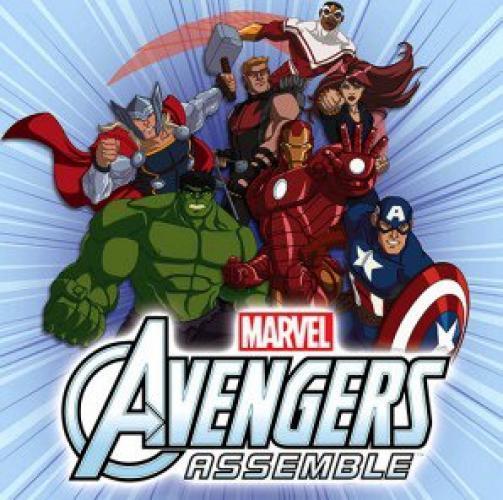 avengers assemble season 1 episodes