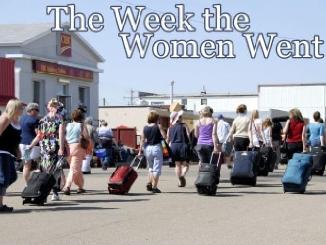 The Week the Women Went (US) next episode air date poster