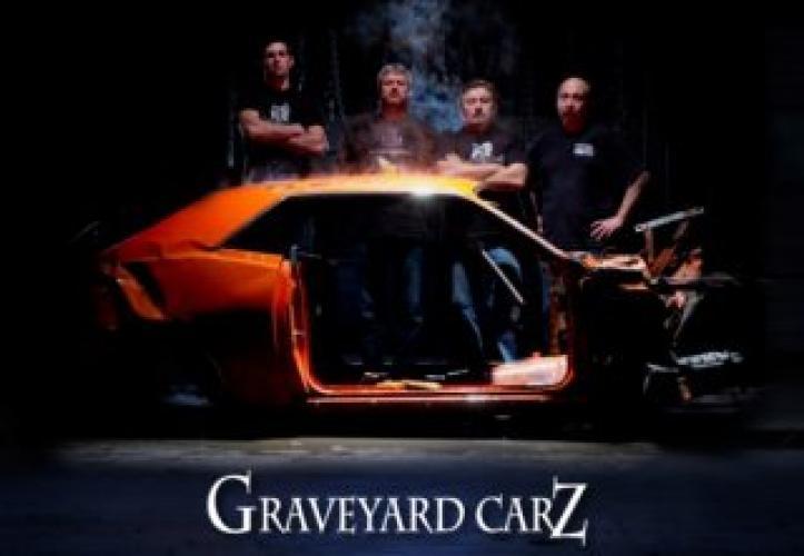 Graveyard Carz next episode air date poster