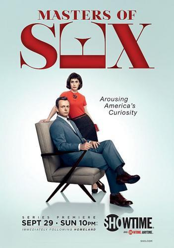 Masters of Sex next episode air date poster