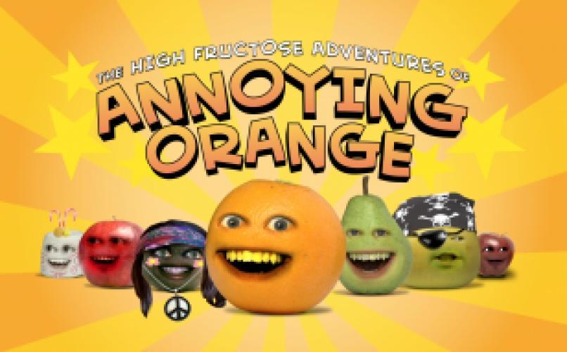 The High Fructose Adventures of Annoying Orange next episode air date poster