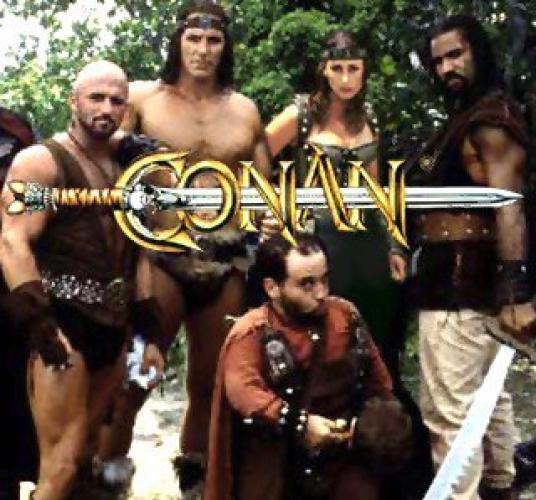 Conan (1997) next episode air date poster