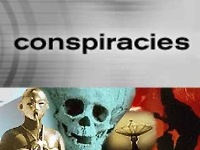 Conspiracies next episode air date poster