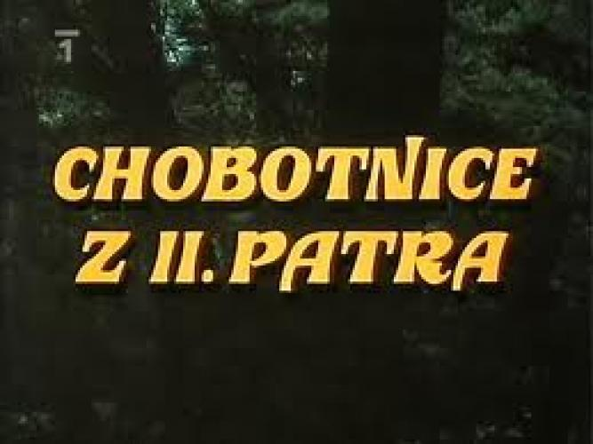 Chobotnice z II. patra next episode air date poster