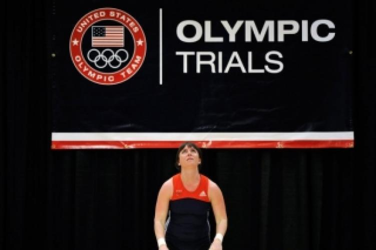 The U.S. Olympic Team Trials next episode air date poster