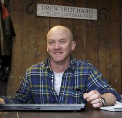 Drew Pritchard Antiques.Salvage Hunters Season 11 Air Dates Countdown