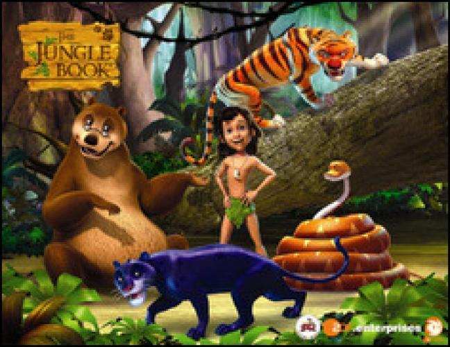 The Jungle Book next episode air date poster