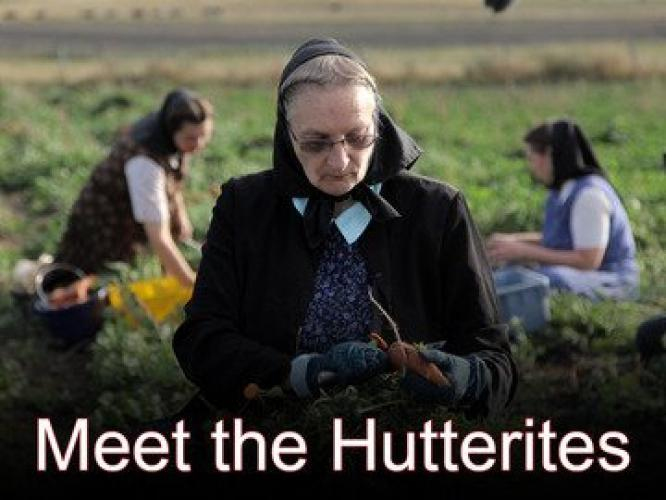 American Colony: Meet the Hutterites next episode air date poster