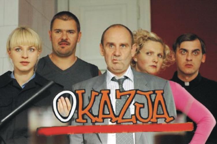 Okazja next episode air date poster