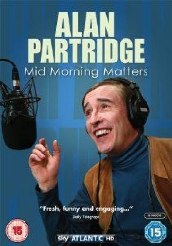 Alan Partridge's Mid Morning Matters next episode air date poster