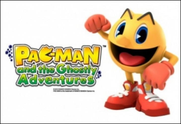 Pac-Man and the Ghostly Adventures next episode air date poster