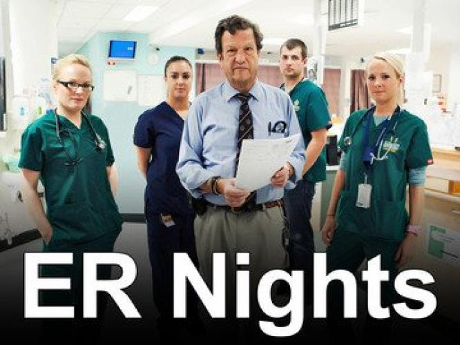 ER Nights next episode air date poster