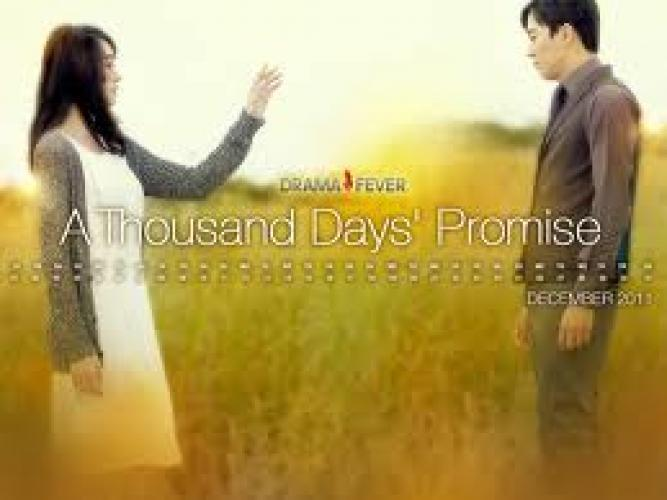A Thousand Days' Promise next episode air date poster
