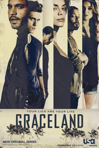 Graceland next episode air date poster