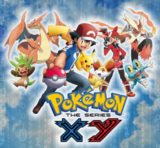 Pokémon the Series: XY next episode air date poster