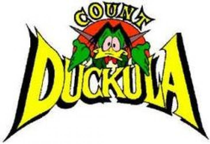 Count Duckula next episode air date poster
