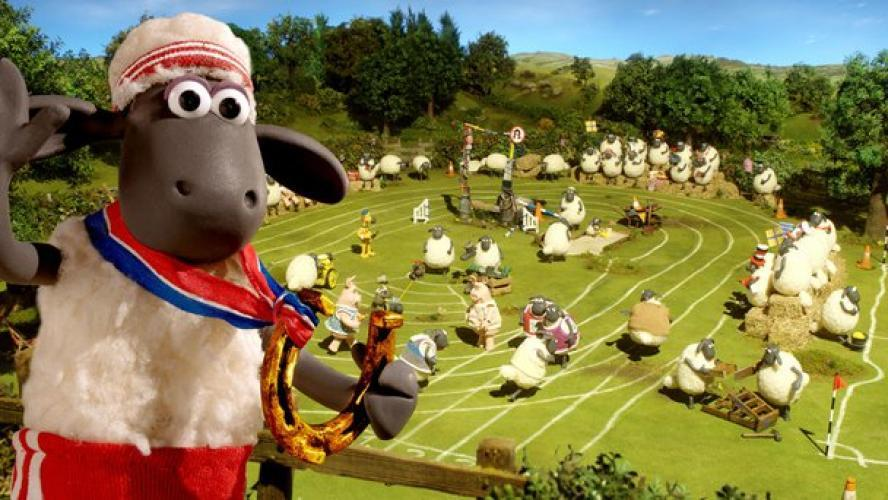 Shaun the Sheep Championsheeps next episode air date poster