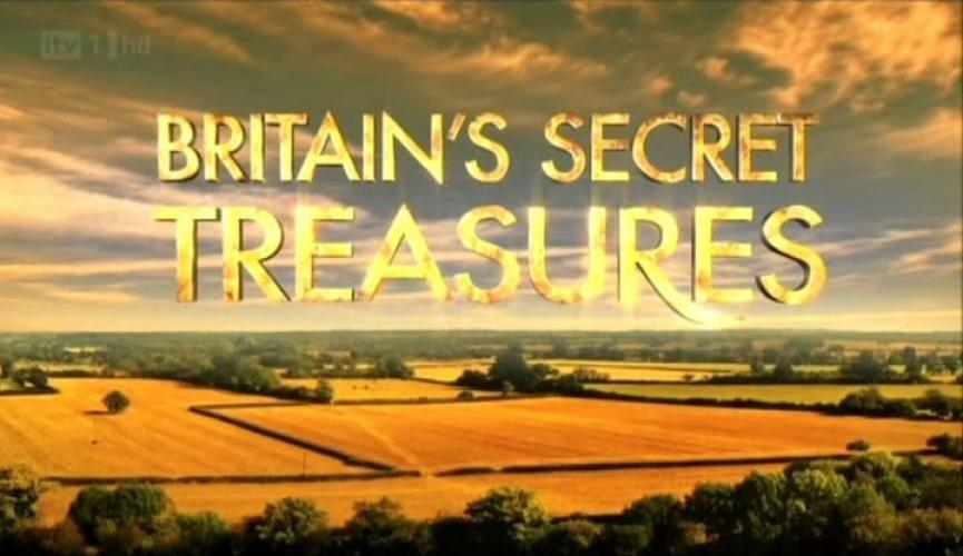 Britain's Secret Treasures next episode air date poster