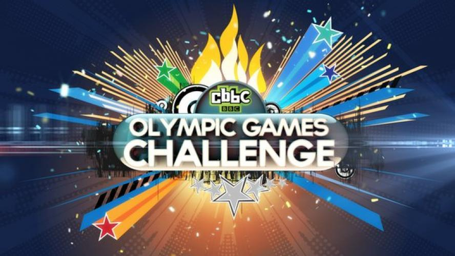 CBBC Olympic Games Challenge next episode air date poster