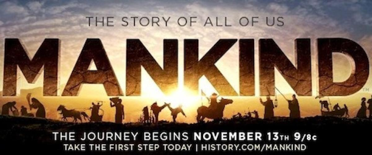 Mankind the Story of All of Us next episode air date poster