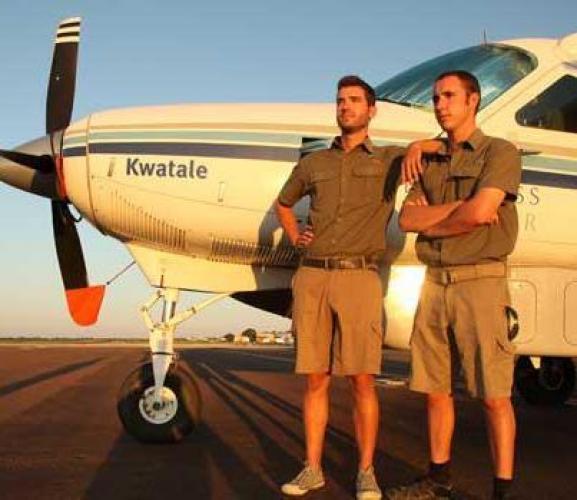 Bush Pilots next episode air date poster
