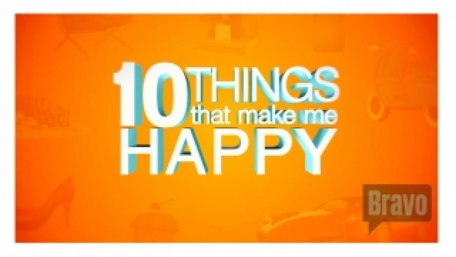10 Things That Make Me Happy next episode air date poster