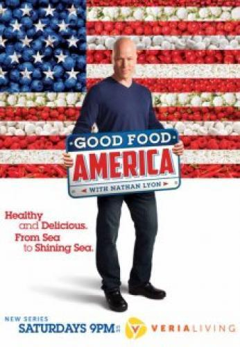 Good Food America with Nathan Lyon next episode air date poster