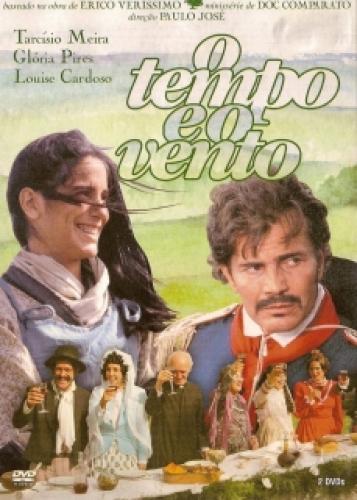 O Tempo e o Vento next episode air date poster