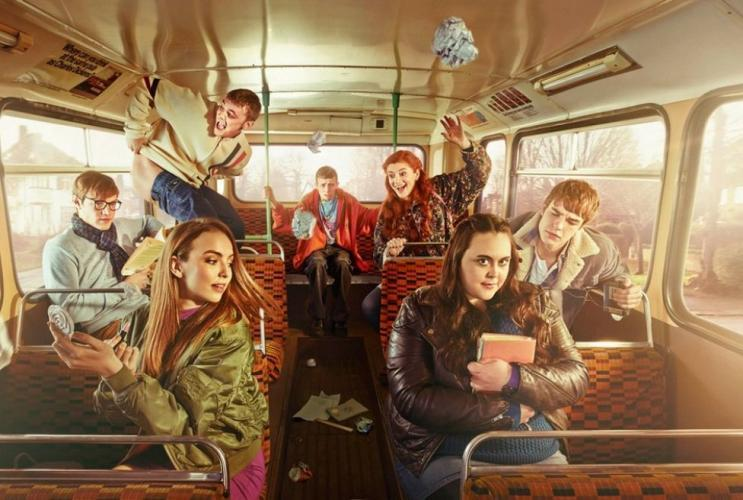 My Mad Fat Diary next episode air date poster