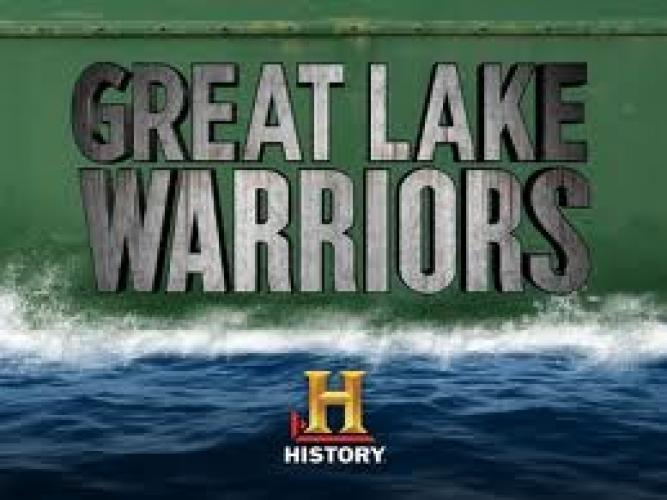 Great Lake Warriors next episode air date poster