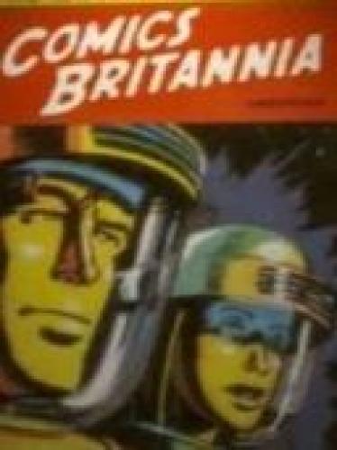 Comics Britannia next episode air date poster