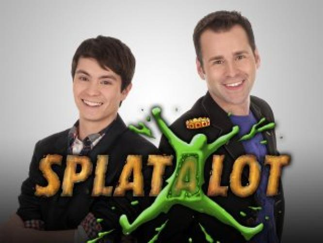 Splatalot next episode air date poster