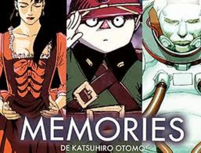 Memories (JP) next episode air date poster