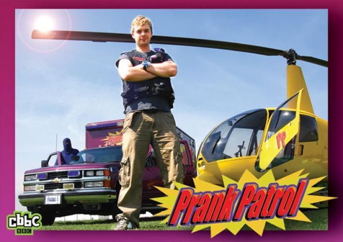 Prank Patrol (UK) next episode air date poster