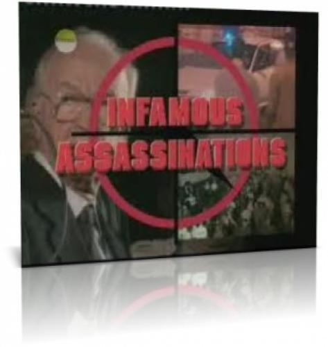 Infamous Assassinations next episode air date poster