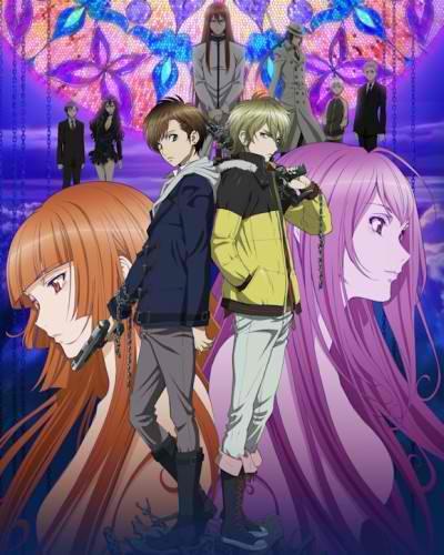 Zetsuen no Tempest next episode air date poster