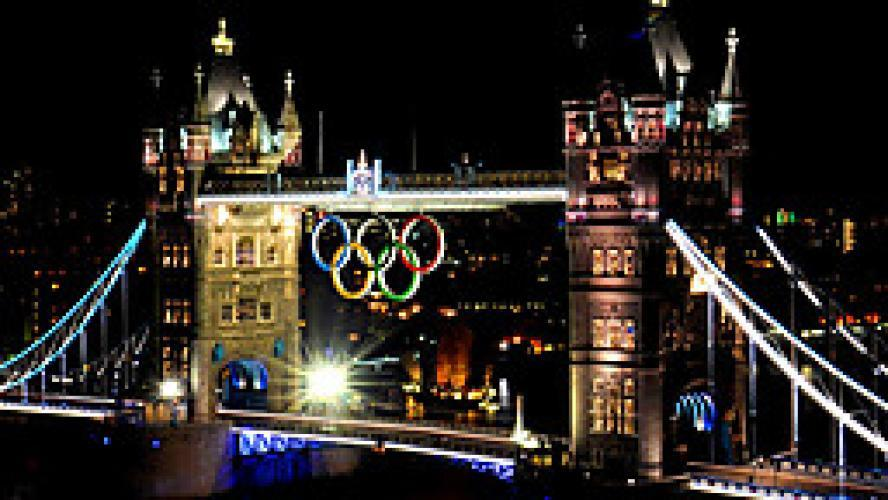London 2012: Countdown to the Olympics next episode air date poster