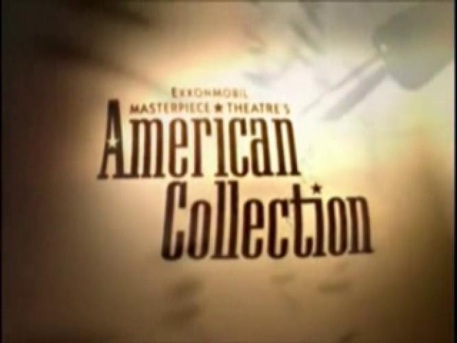Masterpiece Theatre's American Collection next episode air date poster