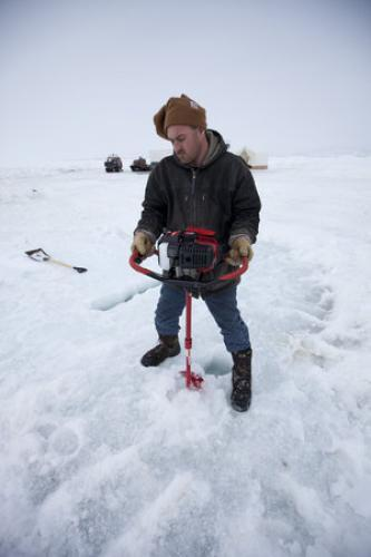 Bering Sea Gold: Under the Ice next episode air date poster