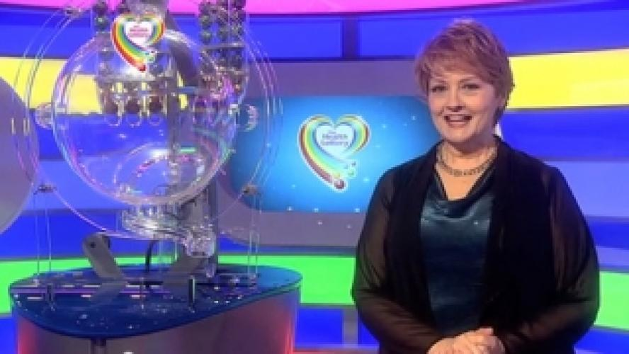 The Health Lottery Draw next episode air date poster